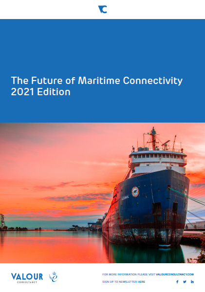 Maritime research report front cover